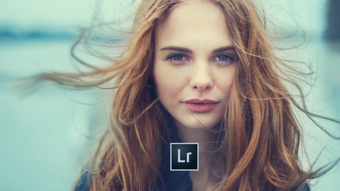 Adobe Lightroom CC 2021: How To Edit Portraits, Full Retouch
