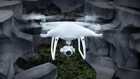 Become a master drone pilot in 2 weeks and start a business