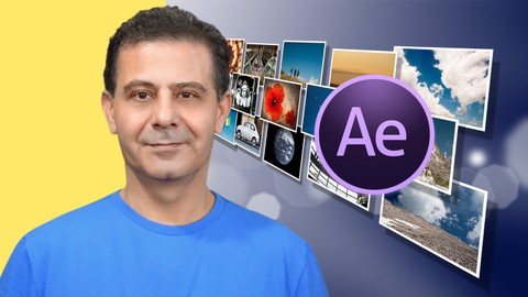 After Effects: Create Slide Shows - Build a Complete Project
