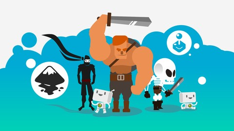 Design your ultimate 2D game characters with Inkscape!