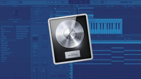 Beat Making In Logic Pro X - The Basics of Music Production