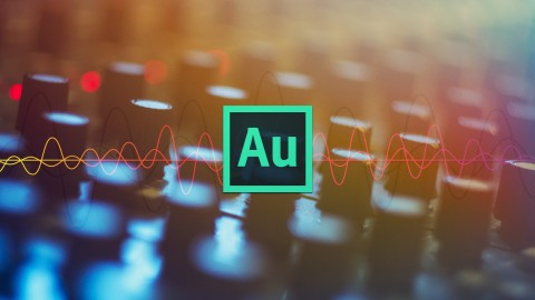 Adobe Audition CC Audio Production Course Basics to Expert