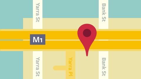 Learn Google Maps JavaScript API