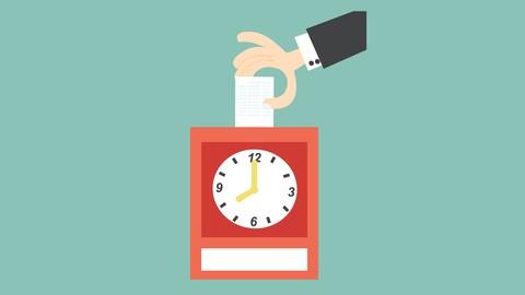 Filemaker Time Registration for Freelancers