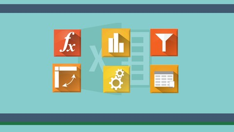 Microsoft Excel - Excel with The Ultimate Excel Course