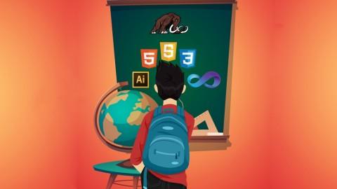 Back to School Web Development and Programming Bundle