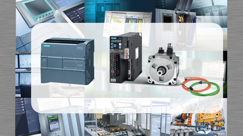Siemens Tia Portal - S71200 PLC-Motion Control