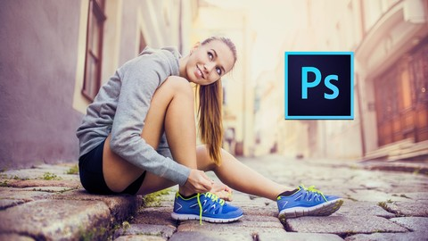 Photoshop CC Actions Course - Over 100 Actions Included!