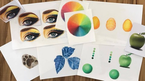 Fundamentals of Coloured Pencils - Beginners Course