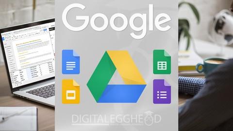 Google Cloud Productivity - Drive and Google's Office Suite