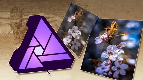 Affinity Photo: Raw Image Development