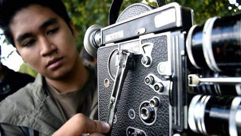 Real Filmmaking Online: Learn to Shoot Real Super 16mm Film