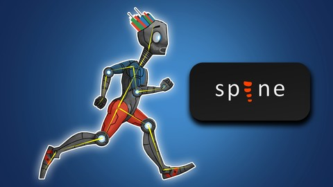 The Complete Spine Game Rigging & Animation Course