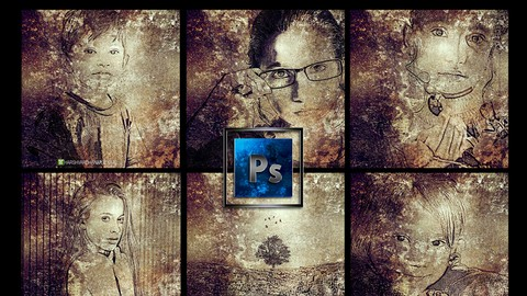 Learn to Create Ancient Grungy Art in Photoshop