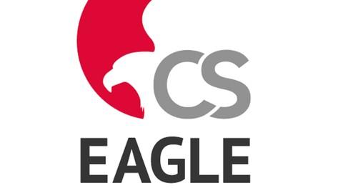 design PCB using Eagle Cadsoft step by step(Older Version)