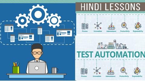Automation Testing CRASH COURSE (HINDI LANGUAGE)