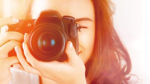 【2日で撮れる】超簡単・図解でスッキリ!!一眼レフカメラ・写真入門