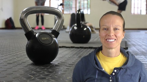Kettlebells: 20 Minute Total Body Workout