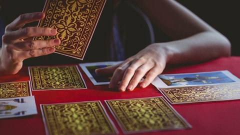 Psychic Tarot Coaching - ACCREDITED CERTIFICATE