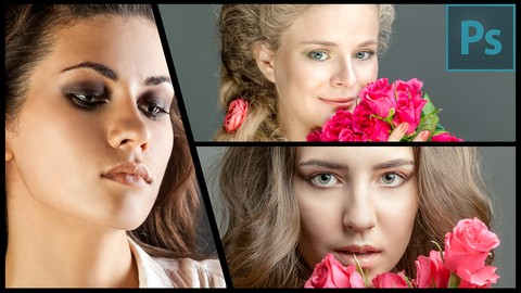 Portrait Photography: from Studio to Photoshop