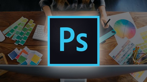 Learn Photoshop for Design: 100% Practical Projects