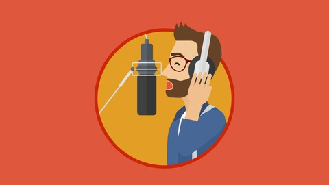 I Will Teach You to Be a Great Voice-Over Performer Artist