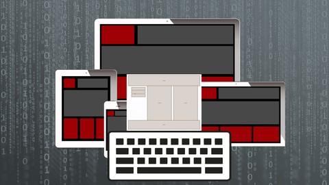 Web Design Responsive Website Template from Scratch HTML CSS