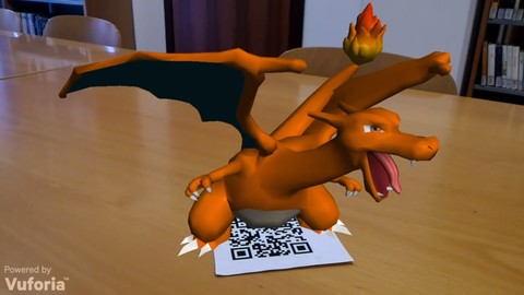 Build an Augmented Reality android app in 1 hour!