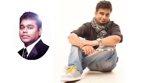 Learn 3 - All Time A R Rahman Hits on Carnatic Flute!