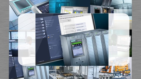 Siemens S7 1500 PLC  - Wincc V13 Başlangıç