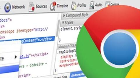Depurando sites com Chrome Developer Tools