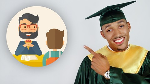 Watch Me Get a Job Interview (Literally) New Grads & College