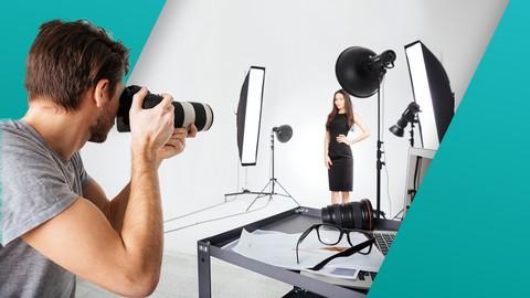 Portrait Photography Masterclass, All About Headshots