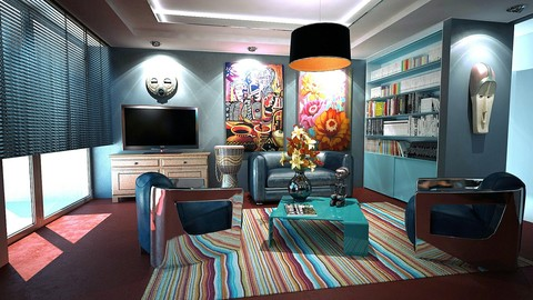 Home staging  how to use colors and get stunning results