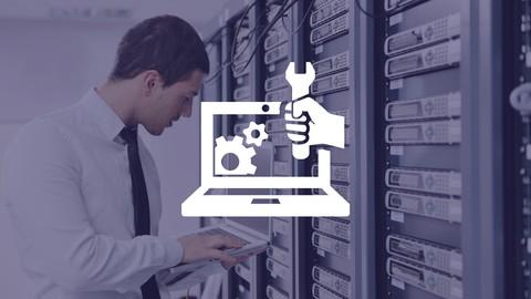 "Microsoft windows server 2016 industry lab MCSA ""fast track"""