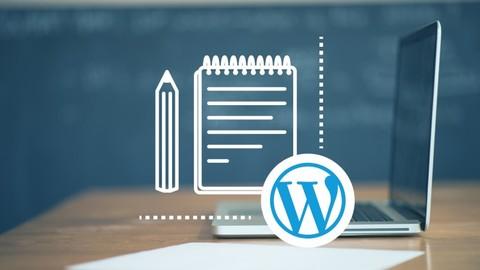 Beginner: Build  WordPress Website , No Coding Required