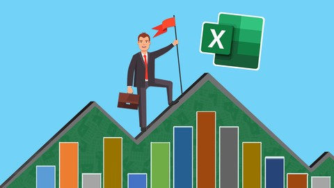 Complete Excel Mastery: Microsoft Excel Beginner to Advanced