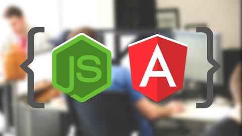 Curso de NodeJS y Angular - Crea webapps con el MEAN Stack