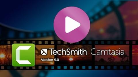 Produção e Edição de Vídeos com Camtasia Studio 9.