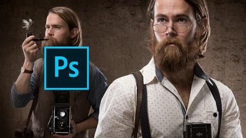 Portrait Photography & In Depth Photoshop Retouching