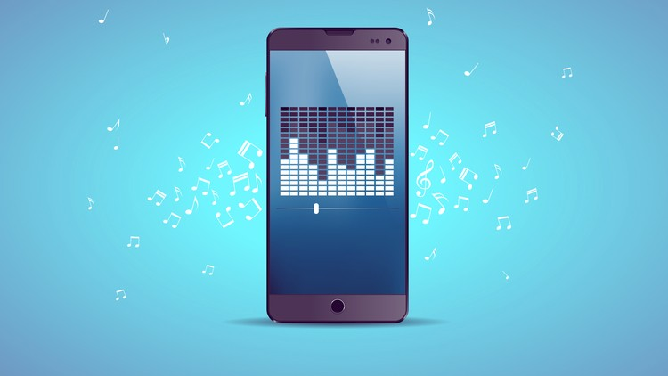 How to compose music using android phone