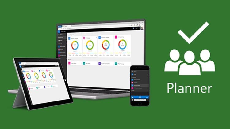 Gestão de Projetos e Tarefas com Microsoft Planner