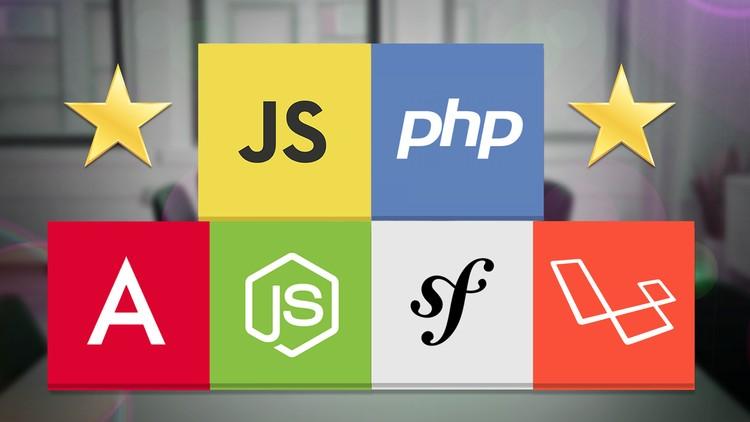 Master en webs Full Stack: Angular, Node, Laravel, Symfony +