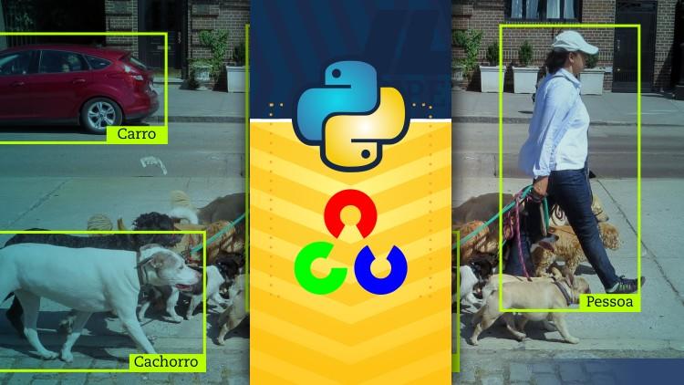 Detecção de Objetos com Python e OpenCV