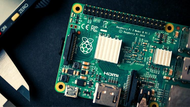 Internet de las Cosas con Raspberry Pi - Curso Avanzado