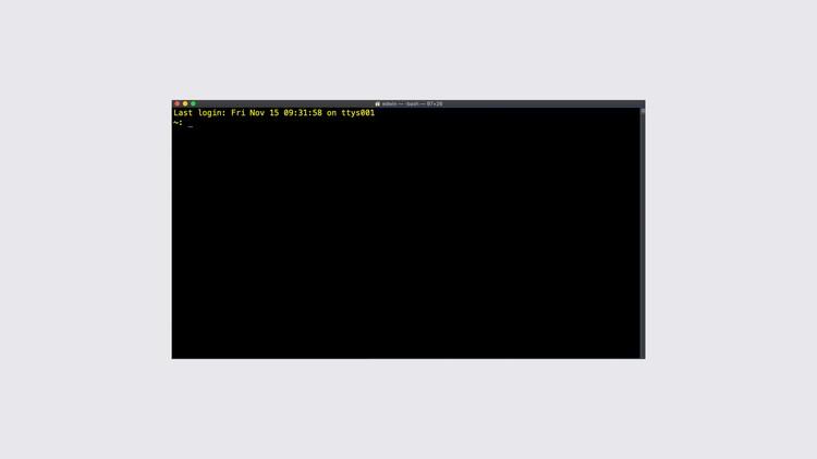 Unix For Beginners - MAC OS - Linux - Ubuntu