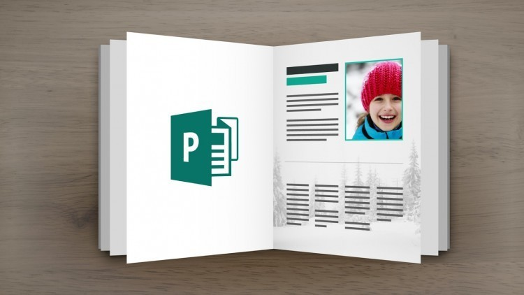 Mastering Microsoft Publisher 2019 and 365 Training Tutorial