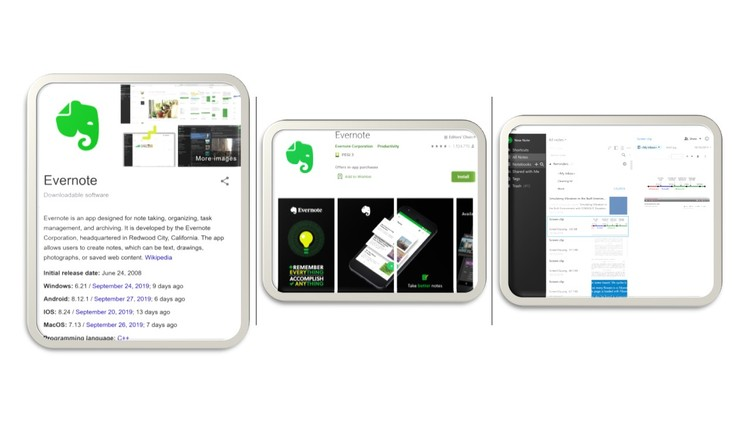 Evernote Simplyfing learning