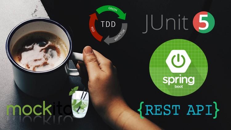 Design de API's RestFul com Spring Boot, TDD e o novo JUnit5