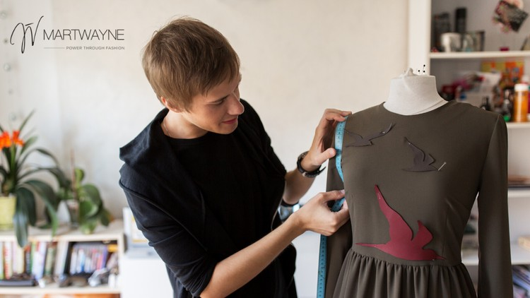 Fashion Design - Clothing Design & Styling with Darts